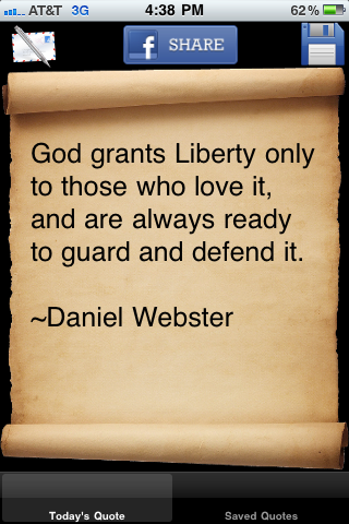 Daily Patriotic Quotes