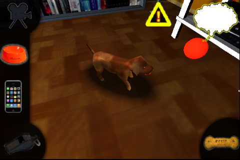 Screenshot Real Puppy 3D