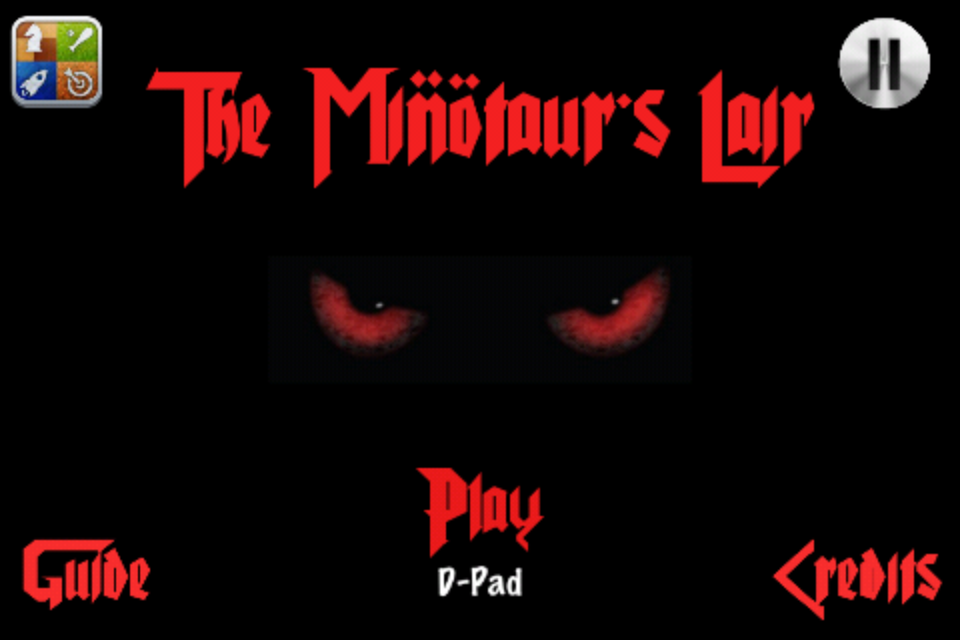 Screenshot The Minotaur's Lair