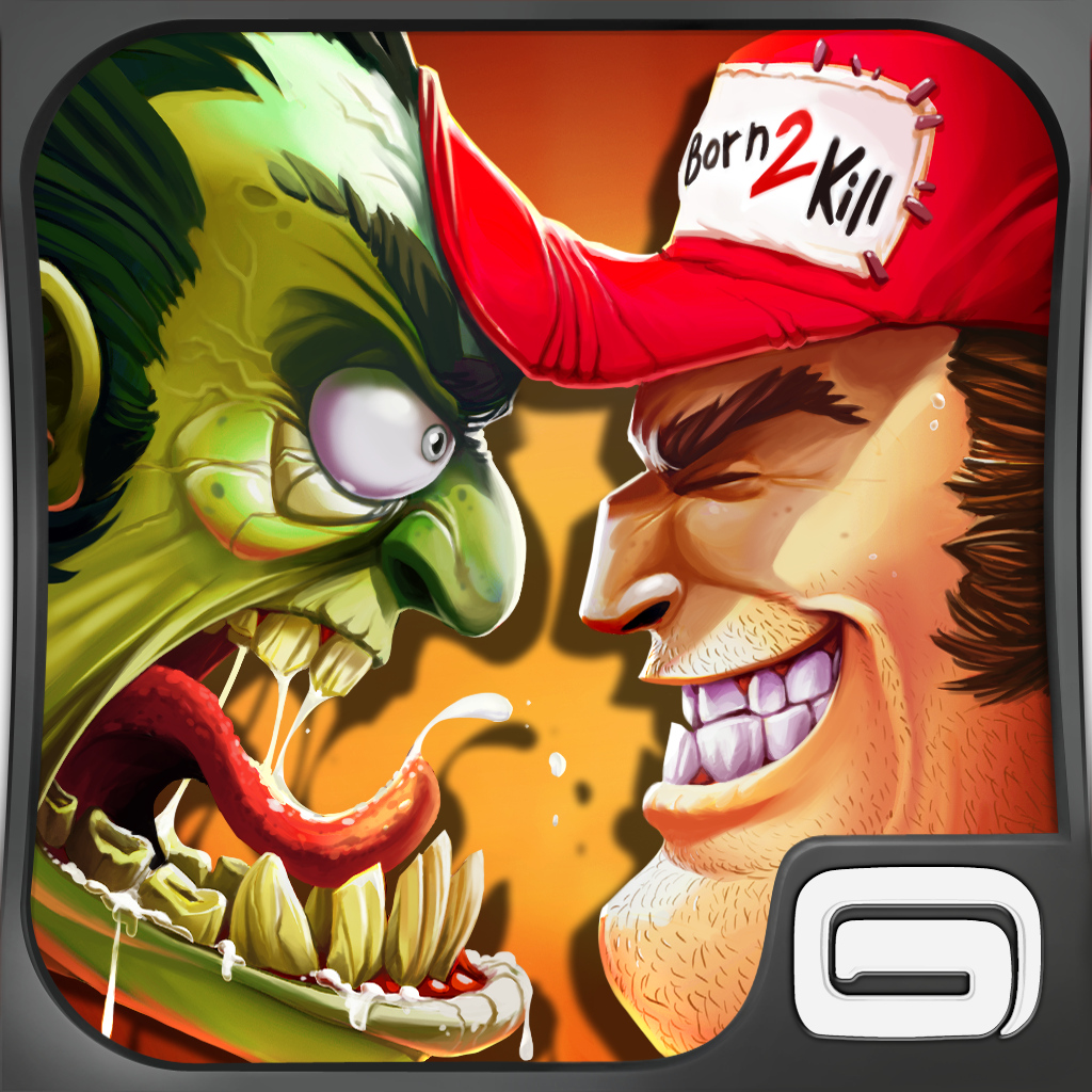 Zombiewood - Ballern! Action! Zombies! iOS